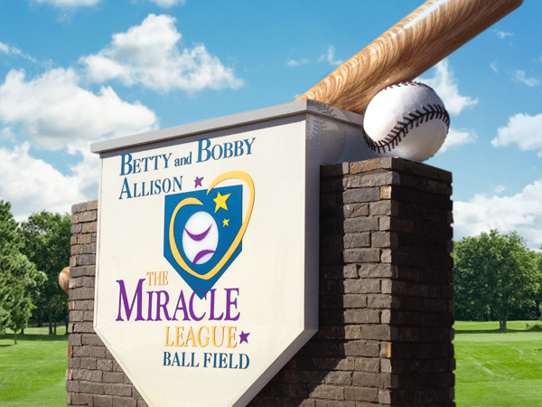 Miracle League Ball Field