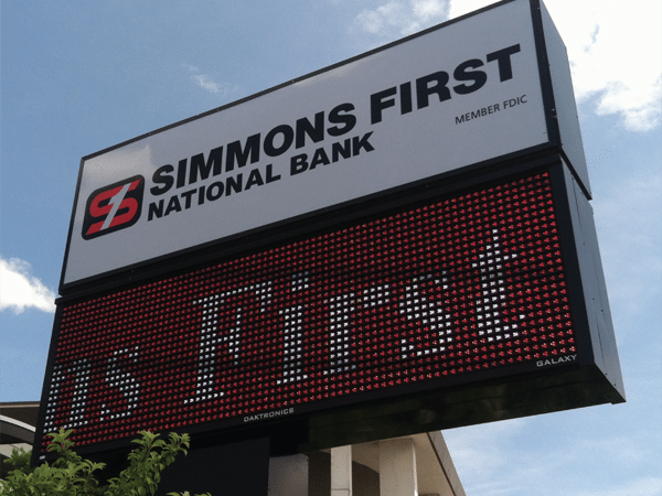 Simmons First National Bank